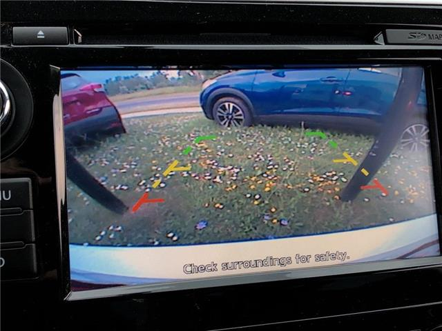2018 Nissan Altima -SL  SUNROOF  NAVIGATION.... 2.5 (Stk: M10144A) in Scarborough - Image 16 of 22