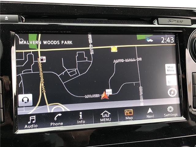 2018 Nissan Altima -SL  SUNROOF  NAVIGATION.... 2.5 (Stk: M10144A) in Scarborough - Image 17 of 22