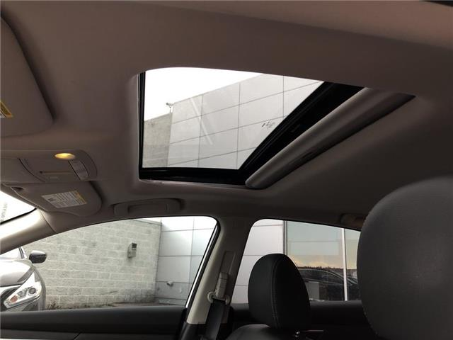 2018 Nissan Altima -SL  SUNROOF  NAVIGATION.... 2.5 (Stk: M10144A) in Scarborough - Image 21 of 22