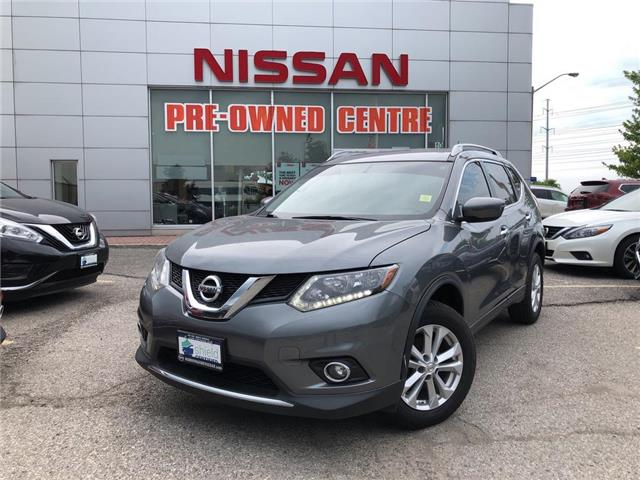 2016 Nissan Rogue SV-AWD (Stk: M10234A) in Scarborough - Image 1 of 22
