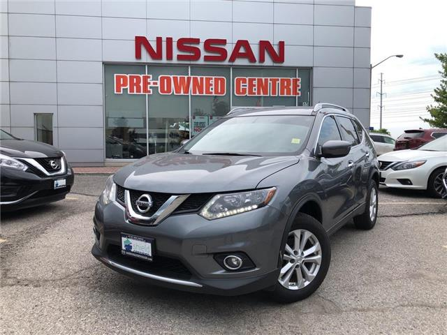 2016 Nissan Rogue SV-AWD (Stk: M10234A) in Scarborough - Image 2 of 22