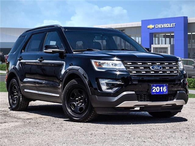 2016 Ford Explorer XLT (Stk: P6337A) in Markham - Image 1 of 26