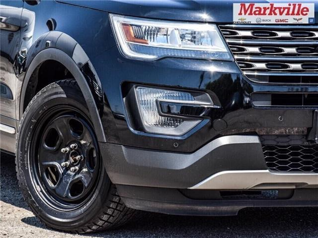 2016 Ford Explorer XLT (Stk: P6337A) in Markham - Image 10 of 26