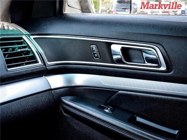 2016 Ford Explorer XLT (Stk: P6337A) in Markham - Image 24 of 26