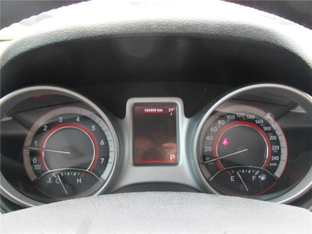 2012 Dodge Journey SE Plus, REAR ENTERTAINMENT, (Stk: 9119307A) in Brampton - Image 9 of 19