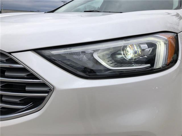 2019 Ford Edge SEL (Stk: ED19507) in Barrie - Image 19 of 26