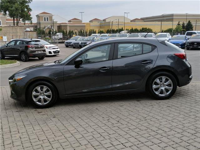 2017 Mazda Mazda3 Sport GX (Stk: 28982) in East York - Image 2 of 28