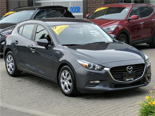 2017 Mazda Mazda3 Sport GX (Stk: 28982) in East York - Image 10 of 28