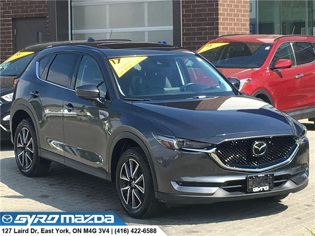2017 Mazda CX-5 GT (Stk: 28797A) in East York - Image 1 of 30