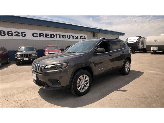 2019 Jeep Cherokee North (Stk: I7644) in Winnipeg - Image 1 of 24