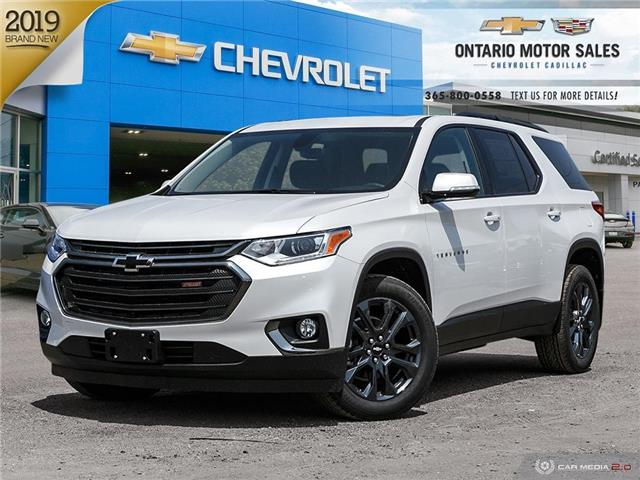2019 Chevrolet Traverse RS (Stk: T9298689) in Oshawa - Image 1 of 19
