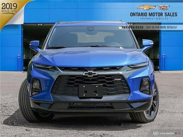 2019 Chevrolet Blazer RS (Stk: T9649929) in Oshawa - Image 2 of 19