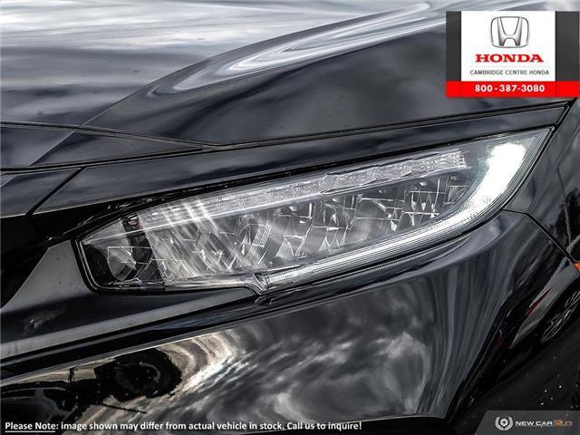 2019 Honda Civic Touring (Stk: 20001) in Cambridge - Image 10 of 24