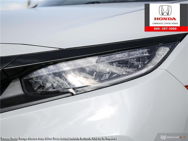 2019 Honda Civic Touring (Stk: 20000) in Cambridge - Image 10 of 24