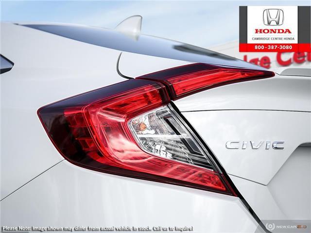 2019 Honda Civic Touring (Stk: 20000) in Cambridge - Image 11 of 24
