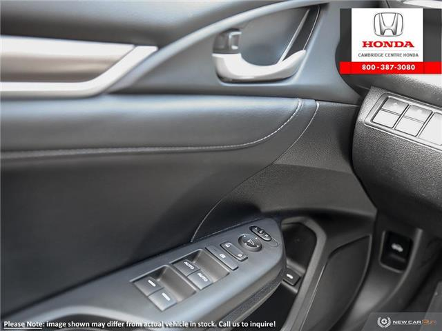 2019 Honda Civic Touring (Stk: 20000) in Cambridge - Image 17 of 24