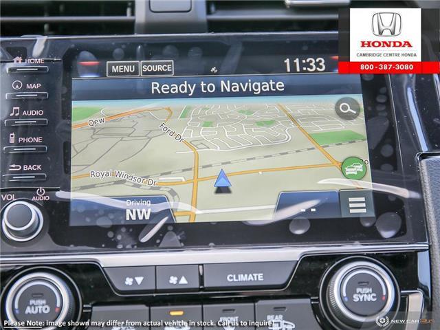 2019 Honda Civic Touring (Stk: 20000) in Cambridge - Image 19 of 24