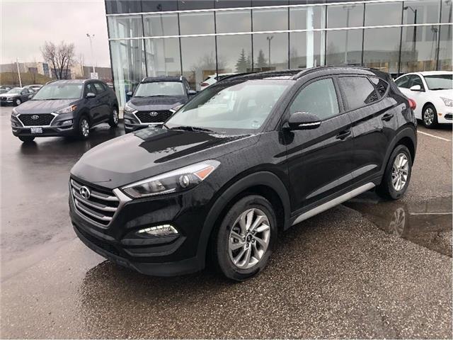 2018 Hyundai Tucson SE LEATHER, (Stk: KM8J3C) in Brampton - Image 2 of 16