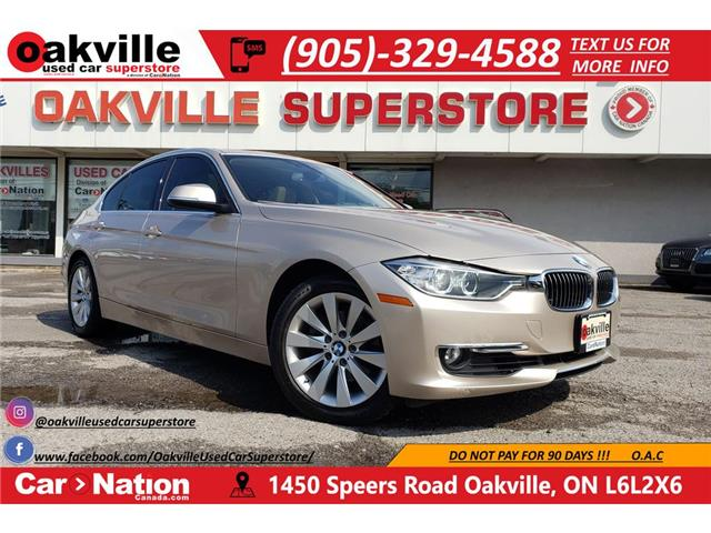 2013 BMW 328 i xDrive | LED | NAVI | SUNROOF | LOW KM (Stk: P12335) in Oakville - Image 1 of 22