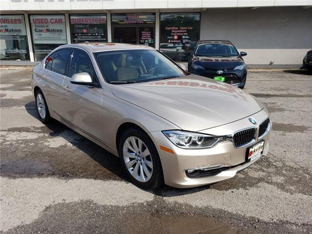 2013 BMW 328 i xDrive | LED | NAVI | SUNROOF | LOW KM (Stk: P12335) in Oakville - Image 2 of 22