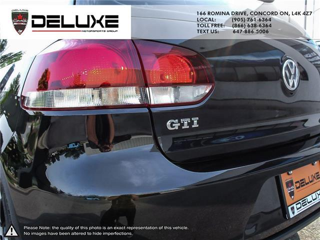2011 Volkswagen Golf GTI 3-Door (Stk: D0610) in Concord - Image 7 of 19