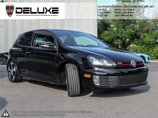 2011 Volkswagen Golf GTI 3-Door (Stk: D0610) in Concord - Image 9 of 19