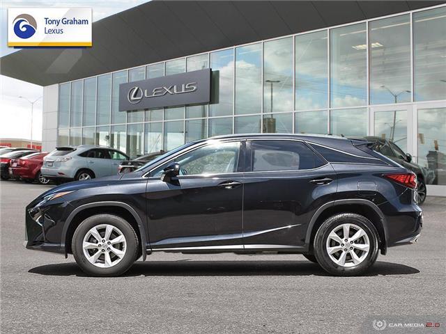 2017 Lexus RX 350 Base (Stk: Y3460) in Ottawa - Image 3 of 30
