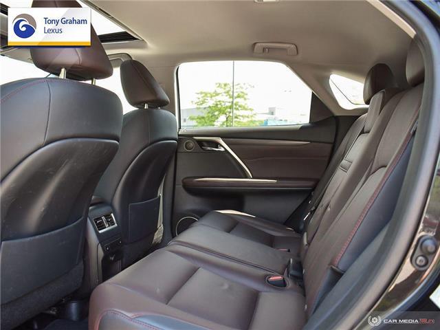 2017 Lexus RX 350 Base (Stk: Y3460) in Ottawa - Image 26 of 30
