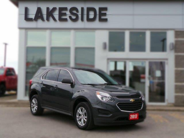 2017 Chevrolet Equinox LS (Stk: T9348A) in Southampton - Image 1 of 15