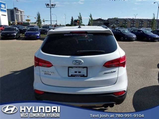 2013 Hyundai Santa Fe Sport 2.0T Premium (Stk: 91515A) in Edmonton - Image 7 of 21