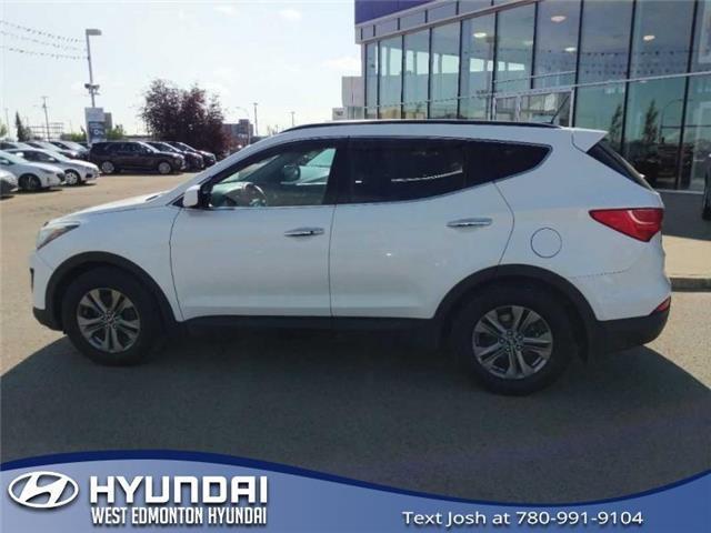 2013 Hyundai Santa Fe Sport 2.0T Premium (Stk: 91515A) in Edmonton - Image 9 of 21