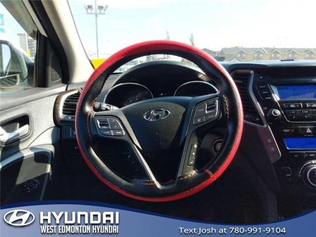 2013 Hyundai Santa Fe Sport 2.0T Premium (Stk: 91515A) in Edmonton - Image 13 of 21