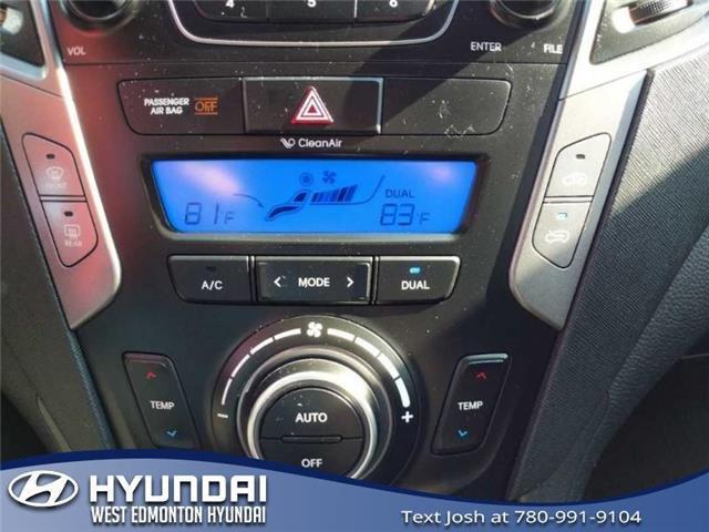 2013 Hyundai Santa Fe Sport 2.0T Premium (Stk: 91515A) in Edmonton - Image 19 of 21