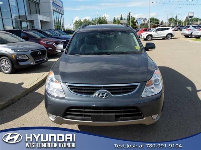 2012 Hyundai Veracruz GL (Stk: 95062A) in Edmonton - Image 3 of 22