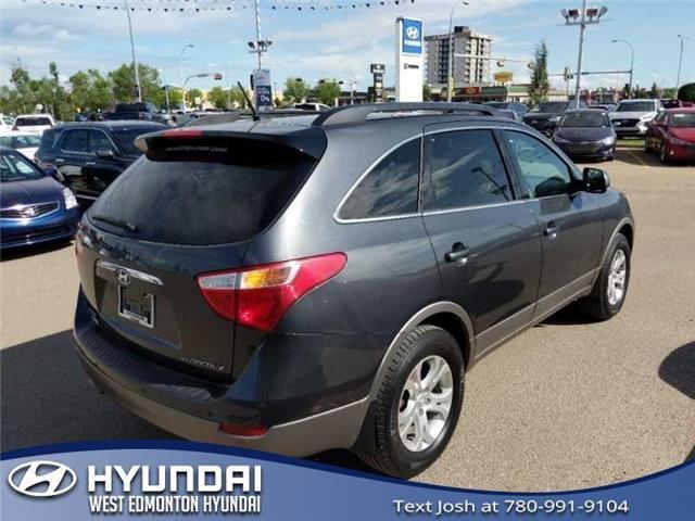 2012 Hyundai Veracruz GL (Stk: 95062A) in Edmonton - Image 6 of 22