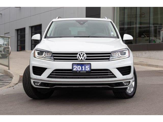 2015 Volkswagen Touareg 3.0 TDI Highline (Stk: P0175) in Ajax - Image 2 of 30
