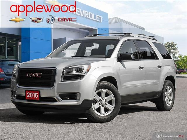 2015 GMC Acadia SLE2 (Stk: 2412P) in Mississauga - Image 1 of 27