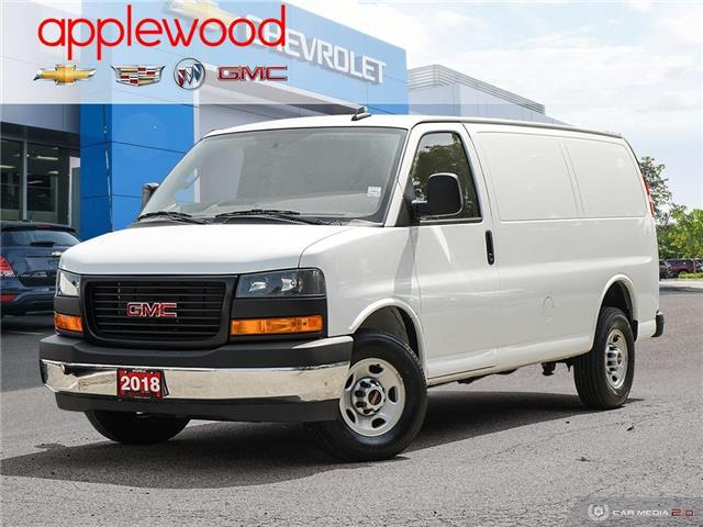 2018 GMC Savana 2500 Work Van (Stk: 9889LB) in Mississauga - Image 1 of 24