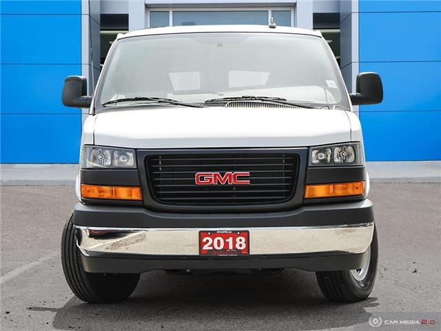 2018 GMC Savana 2500 Work Van (Stk: 9889LB) in Mississauga - Image 2 of 24