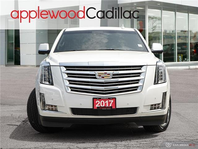 2017 Cadillac Escalade ESV Platinum (Stk: 5591TN) in Mississauga - Image 2 of 27