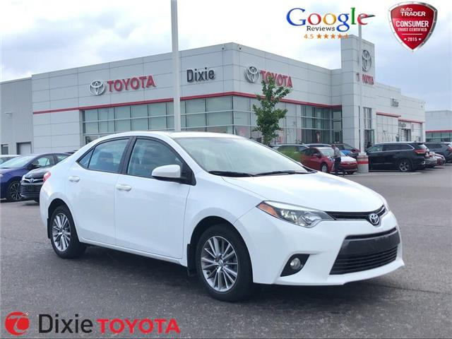 2015 Toyota Corolla  (Stk: D200067A) in Mississauga - Image 1 of 19