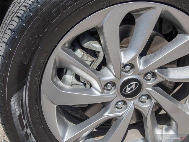 2018 Hyundai Tucson SE 2.0L (Stk: D1391) in Regina - Image 6 of 28