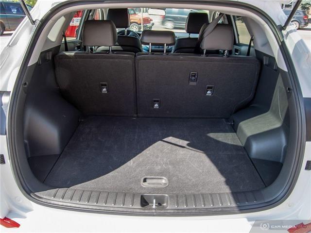 2018 Hyundai Tucson SE 2.0L (Stk: D1391) in Regina - Image 11 of 28