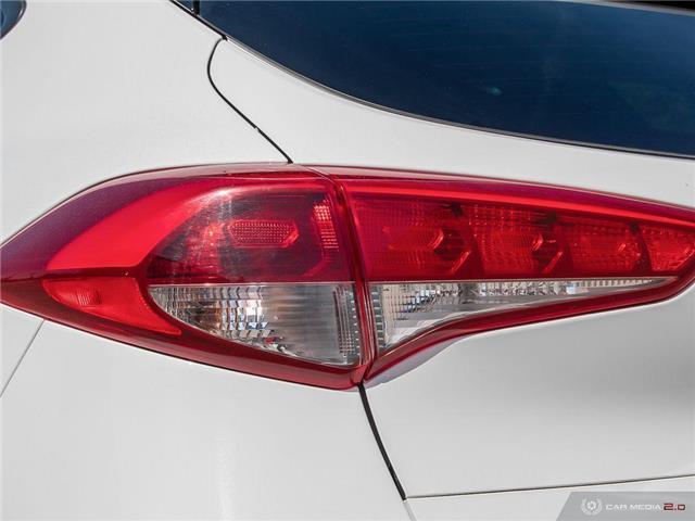 2018 Hyundai Tucson SE 2.0L (Stk: D1391) in Regina - Image 12 of 28