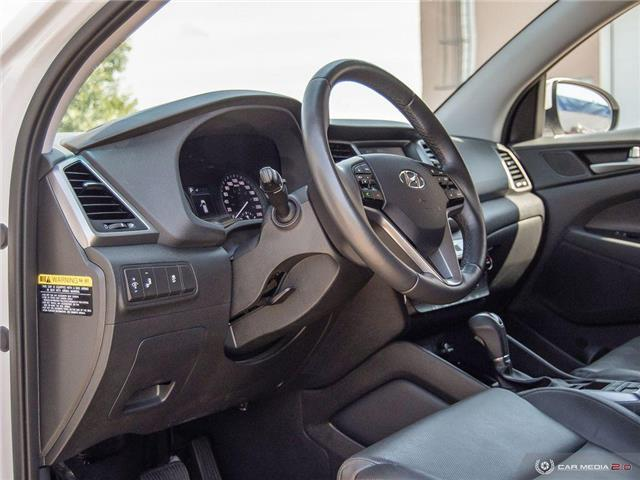 2018 Hyundai Tucson SE 2.0L (Stk: D1391) in Regina - Image 13 of 28