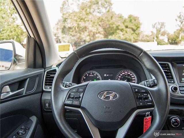2018 Hyundai Tucson SE 2.0L (Stk: D1391) in Regina - Image 14 of 28