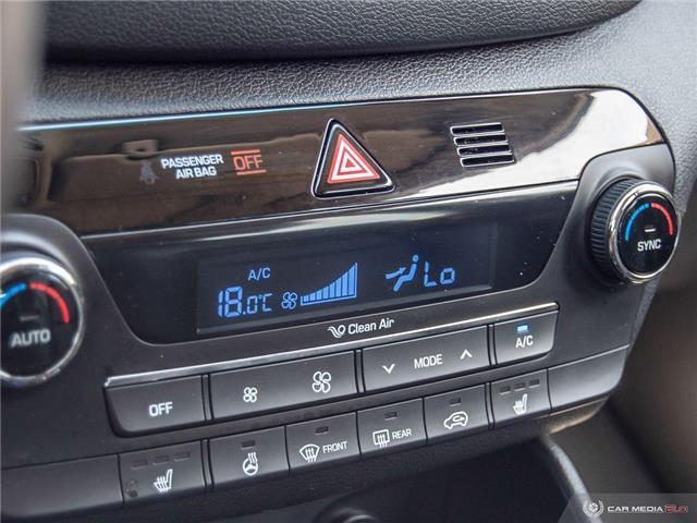 2018 Hyundai Tucson SE 2.0L (Stk: D1391) in Regina - Image 21 of 28