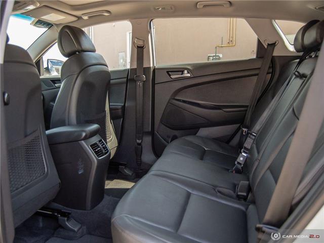 2018 Hyundai Tucson SE 2.0L (Stk: D1391) in Regina - Image 25 of 28