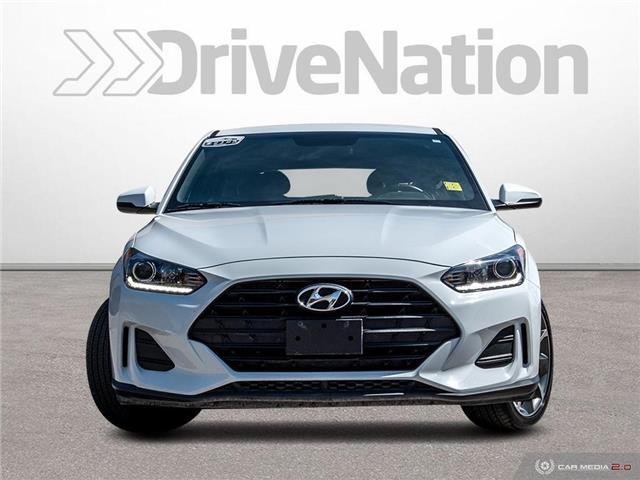 2019 Hyundai Veloster 2.0 GL (Stk: D1405) in Regina - Image 2 of 27