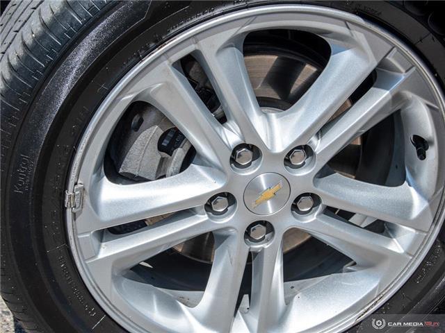 2018 Chevrolet Cruze LT Auto (Stk: D1309) in Regina - Image 6 of 28